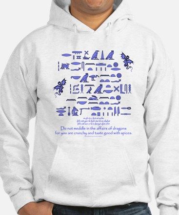 Affairs of Dragons (Egyptian) Jumper Hoody