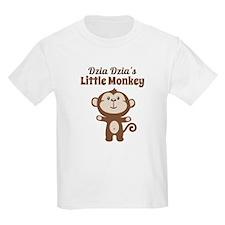 Dzia Dzias Little Monkey T-Shirt