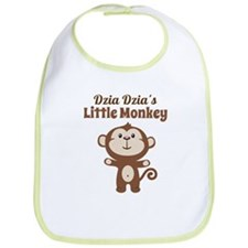 Dzia Dzias Little Monkey Bib