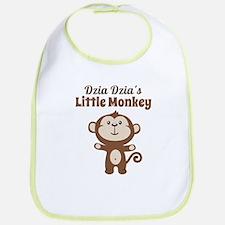 Dzia Dzias Little Monkey Bib