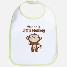 Nonnos Little Monkey Bib