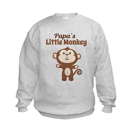 Papas Little Monkey Jumpers