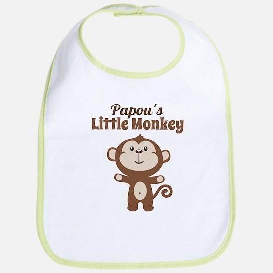 Papous Little Monkey Bib