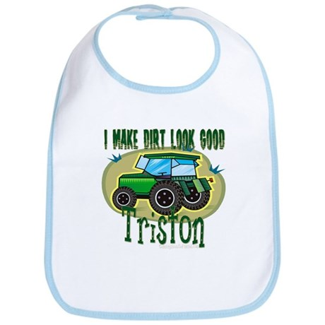 Triston Tractor Bib
