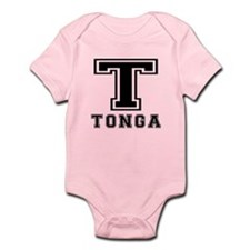 Tonga Designs Infant Bodysuit