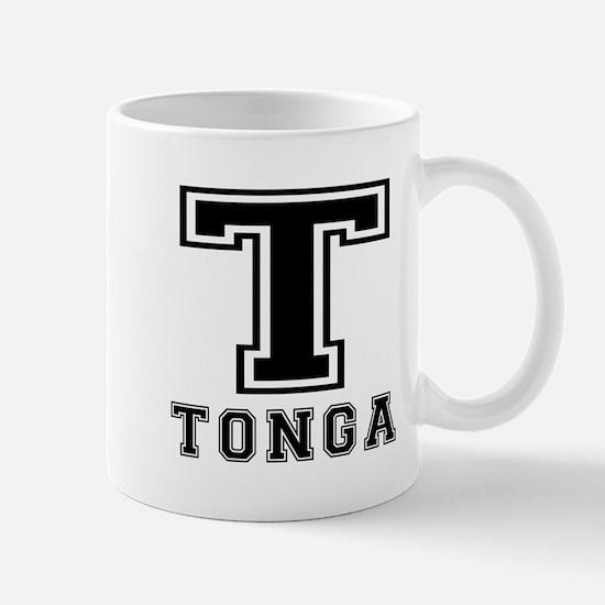 Tonga Designs Mug