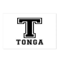 Tonga Designs Postcards (Package of 8)