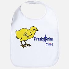 Presbyterian Chick Baby Bib
