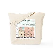 Fibonacci's Rabbits Tote Bag