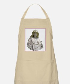 Angel with Lilies Apron