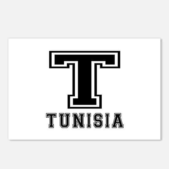 Tunisia Designs Postcards (Package of 8)