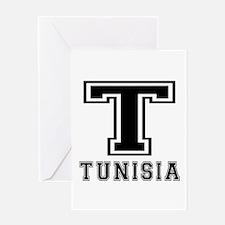 Tunisia Designs Greeting Card