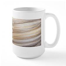 Hair Color to dye for! Large Coffee Mug