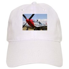 Cute White pilot Baseball Cap