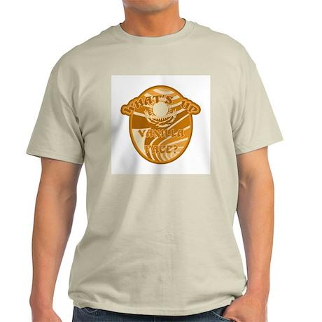 Vanilla Face Ash Grey T-Shirt