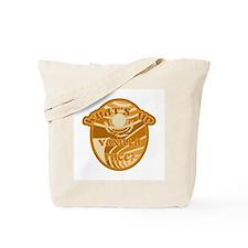 Vanilla Face Tote Bag