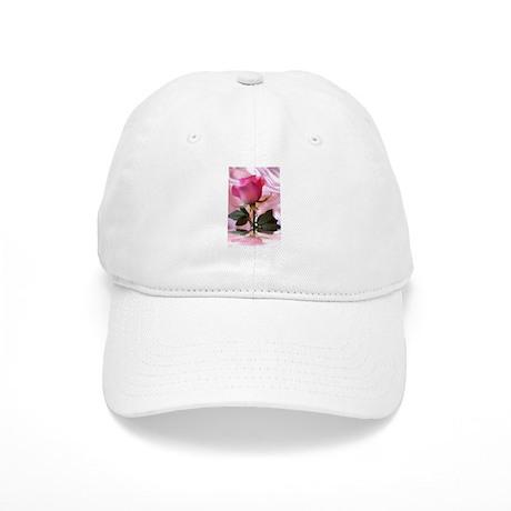 Pink Rose Cap
