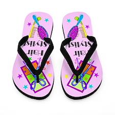 WILD HAIR STYLIST Flip Flops