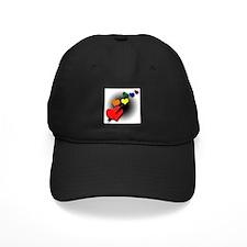 Rainbow Pride Cupid Baseball Hat