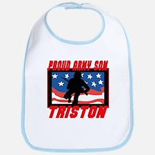 Triston Proud Son Bib