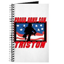 Triston Proud Son Journal