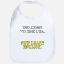 Welcome to the USA... (bib)