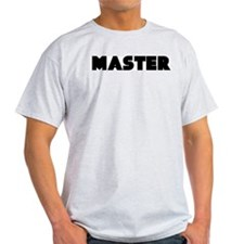 Master Ash Grey T-Shirt