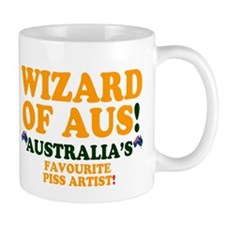 AUSTRALIA - WIZARD OF AUS! Mugs
