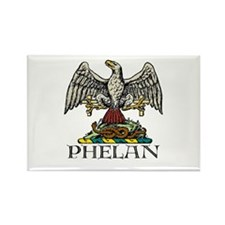 Phelan Hawk Rectangle Magnet (10 pack)
