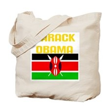 Papa Kenya Tote Bag