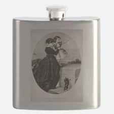 The farewell - 1856 Flask