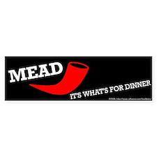 Mead Bumper Bumper Sticker
