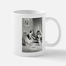 The first step - Come to mama - 1859 Mug