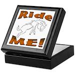 Ride Me Keepsake Box