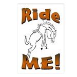 Ride Me Postcards (Package of 8)