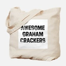 Awesome Graham Crackers Tote Bag