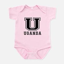 Uganda Designs Onesie