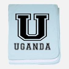 Uganda Designs baby blanket