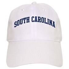 Blue Classic South Carolina Baseball Cap