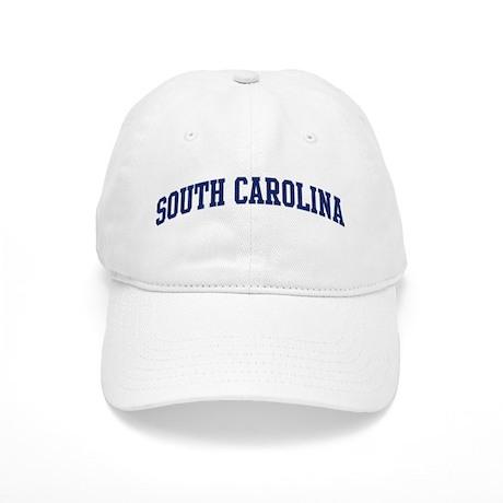 Blue Classic South Carolina Cap