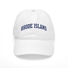 Blue Classic Rhode Island Baseball Cap