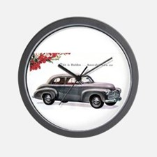 1948 FX Holden Wall Clock