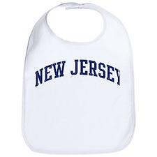 Blue Classic New Jersey Bib
