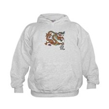 Hoodie Jacket with cool Dragon
