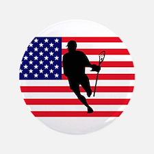 """Lacrosse_IRock_America.psd 3.5"""" Button"""