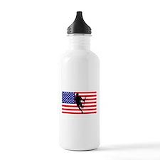 Lacrosse_IRock_America.psd Water Bottle