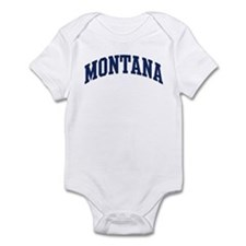 Blue Classic Montana Infant Bodysuit