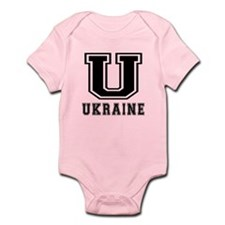 Ukraine Designs Infant Bodysuit