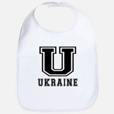 Ukraine Designs Bib