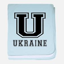Ukraine Designs baby blanket